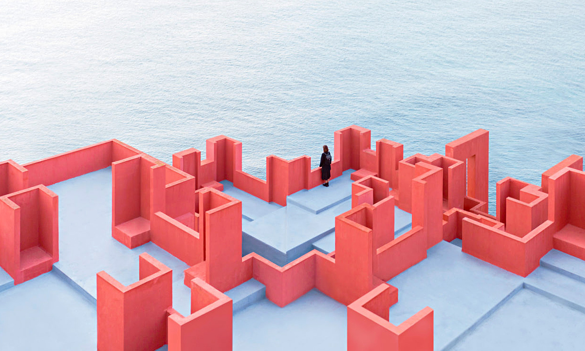 42 magazin Cape Spain la muralla roja