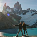 Fitz Roy mountain peak
