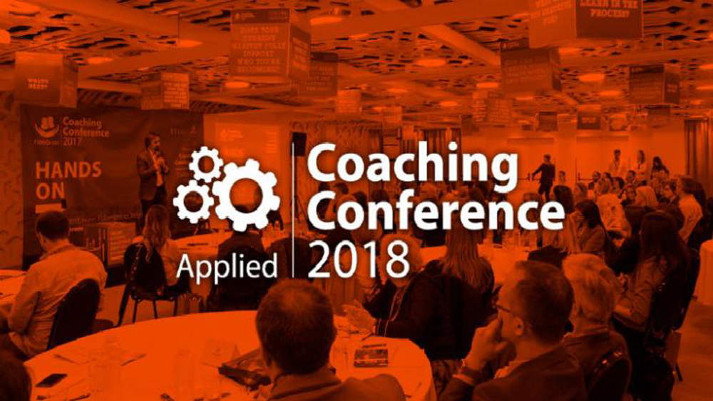 Coaching Conference Applied 2018