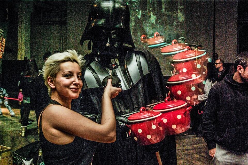 Katy The Cook kuva s emocijama