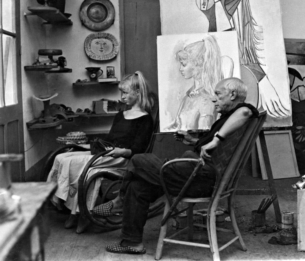 Picassova muza