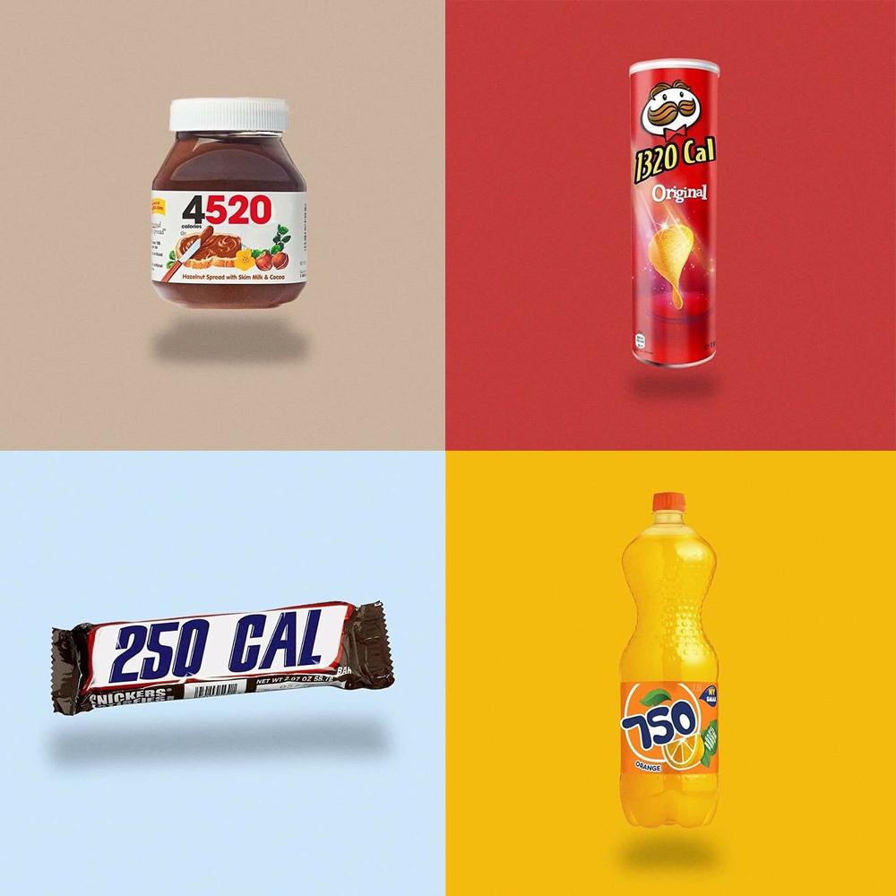 Koliko kalorija kriju omiljeni proizvodi?