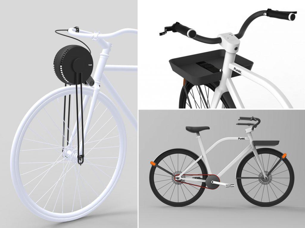 Tri univerziteta iz tri grada imaju tri dizajnerske ideje za jedan bicikl