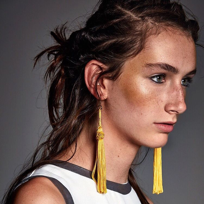 Novi make-up trend: ŽUTI OBRAZI