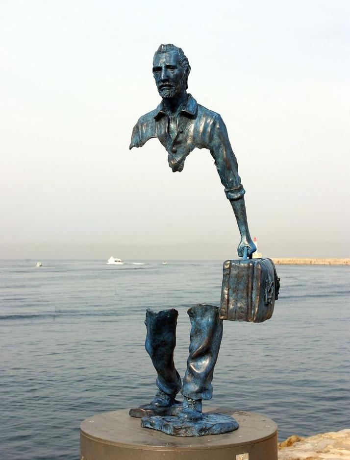 Fascinantne javne skulpture vode u treću dimenziju svesti