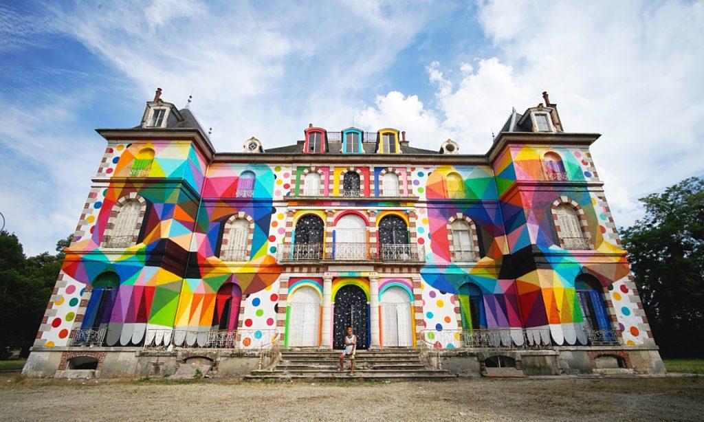 Okuda San Miguel: Umetnik čiji radovi vrište