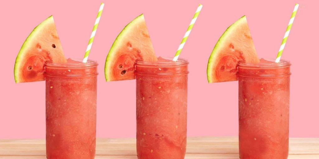 Top 5 ledenih koktela od lubenice za hladnije i sočnije leto