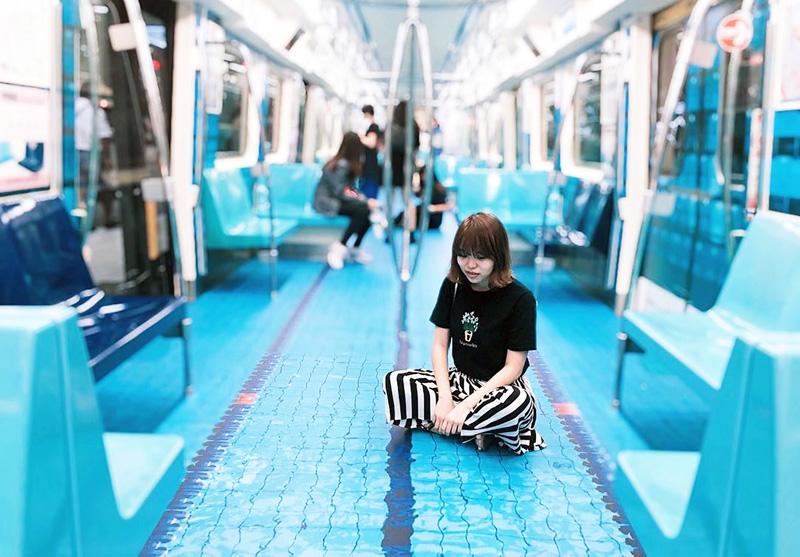 Sportski tereni u podzemnoj železnici