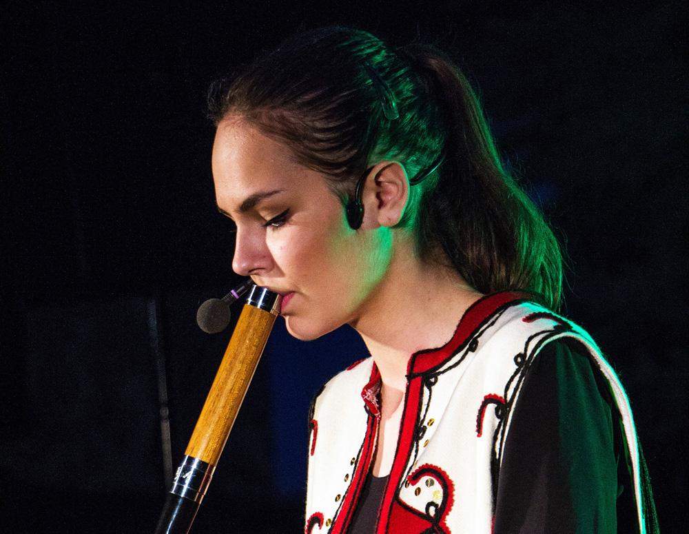 Neda Nikolić: Džez na fruli – čudo u Berlinu