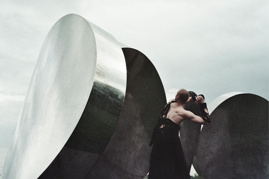 Kad se spoje moda, fotografija i Milorad Pavić