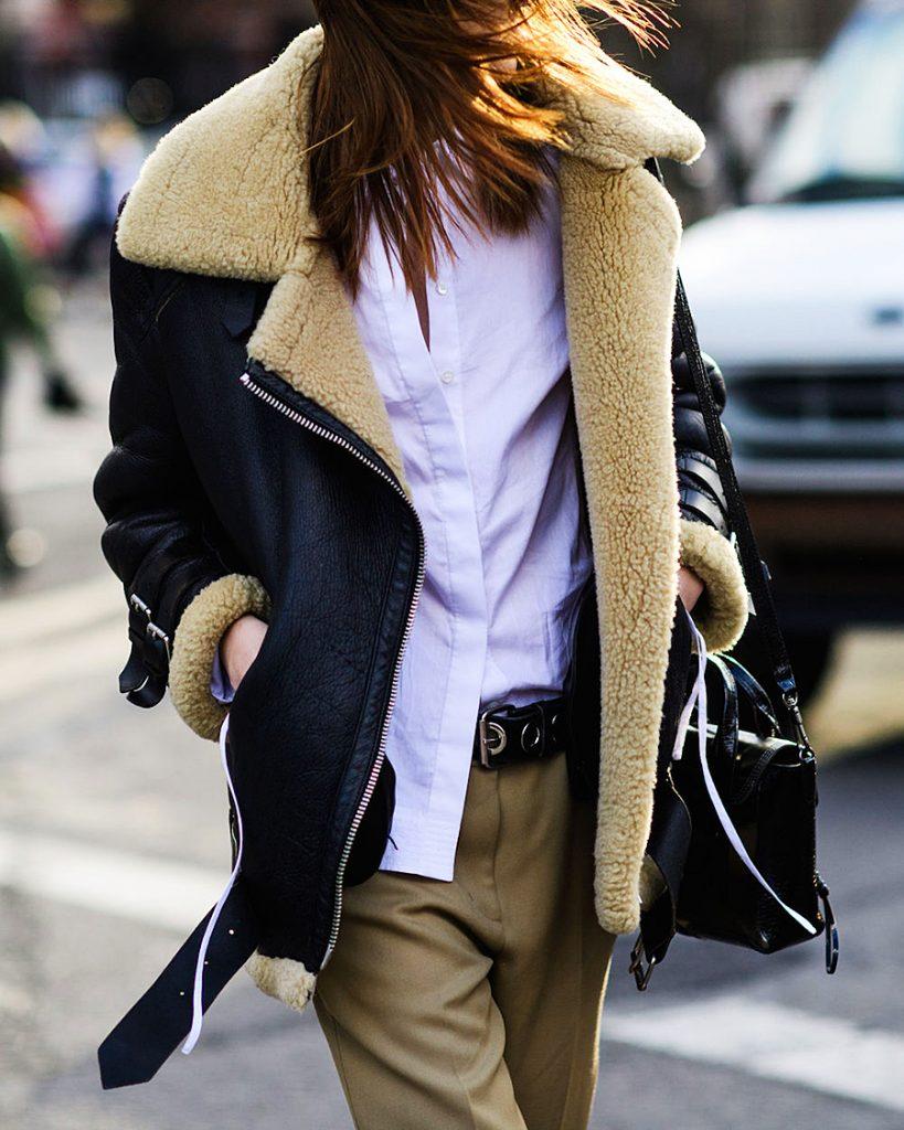Stajliš zima na ulicama metropola