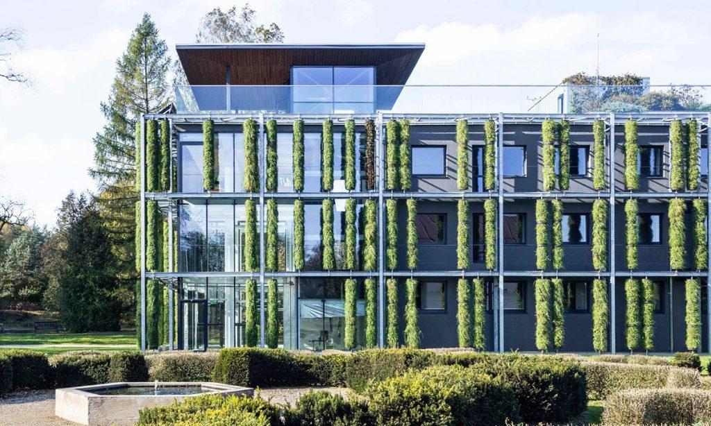 Botanička bašta kao arhitektonski izazov