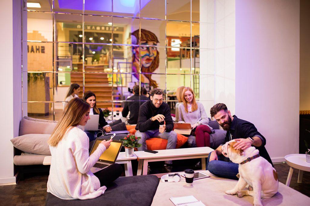 Share Square: Prvi kafić gde plaćate sate, a ne piće!