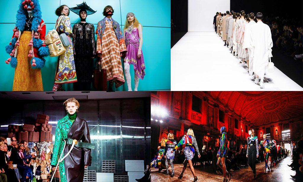 Milan Fashion Week u 4 slike