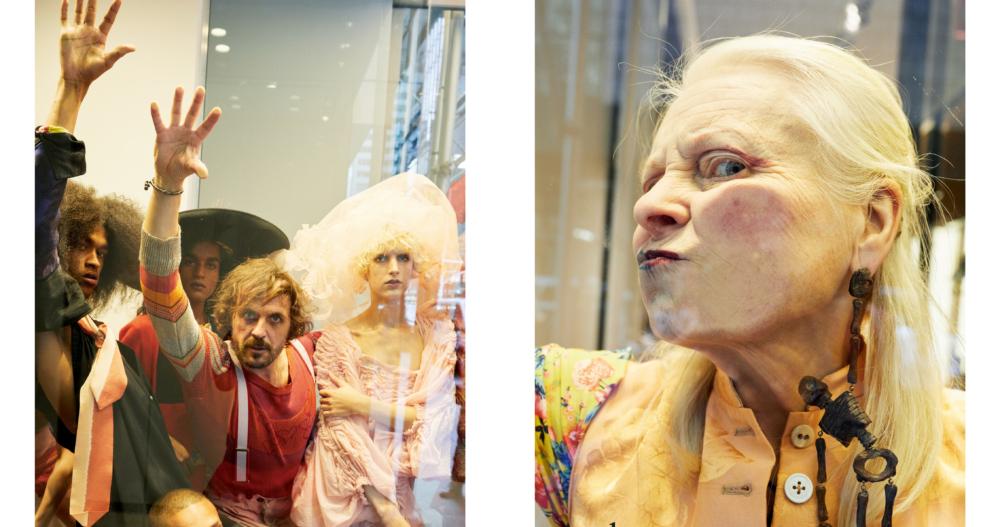 Vivienne Westwood ima prolećnu modnu poruku