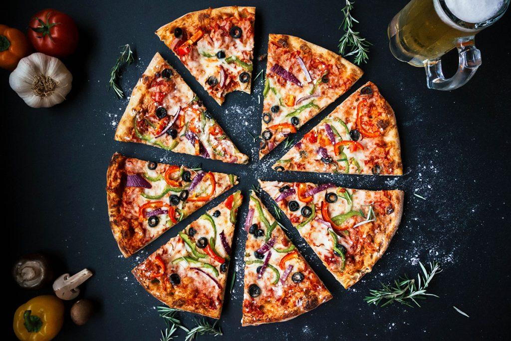 VIKEND-RECEPT: Homemade pizza