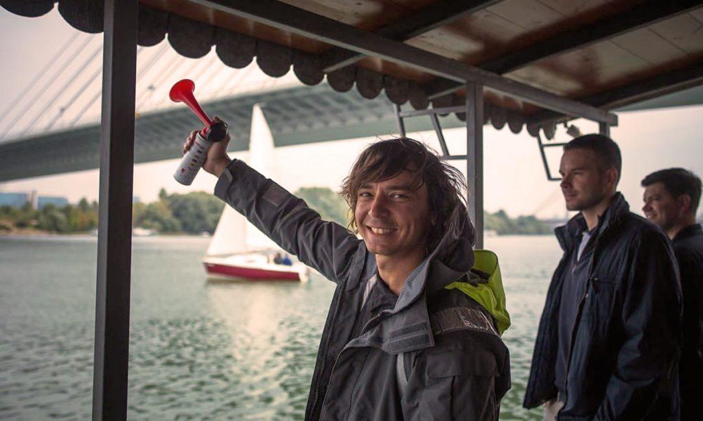 Miloš Dobrosavljević Bross: Za jedrenje su neophodni želja, vetar i voda