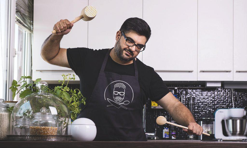 Miroslav Pavlović:  Kuvati dizajn ili dizajnirati kuvanje, pitanje je sad
