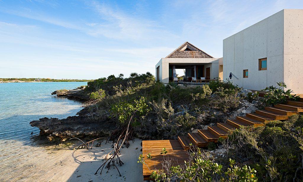 Arhitektonski hedonizam na ostrvu
