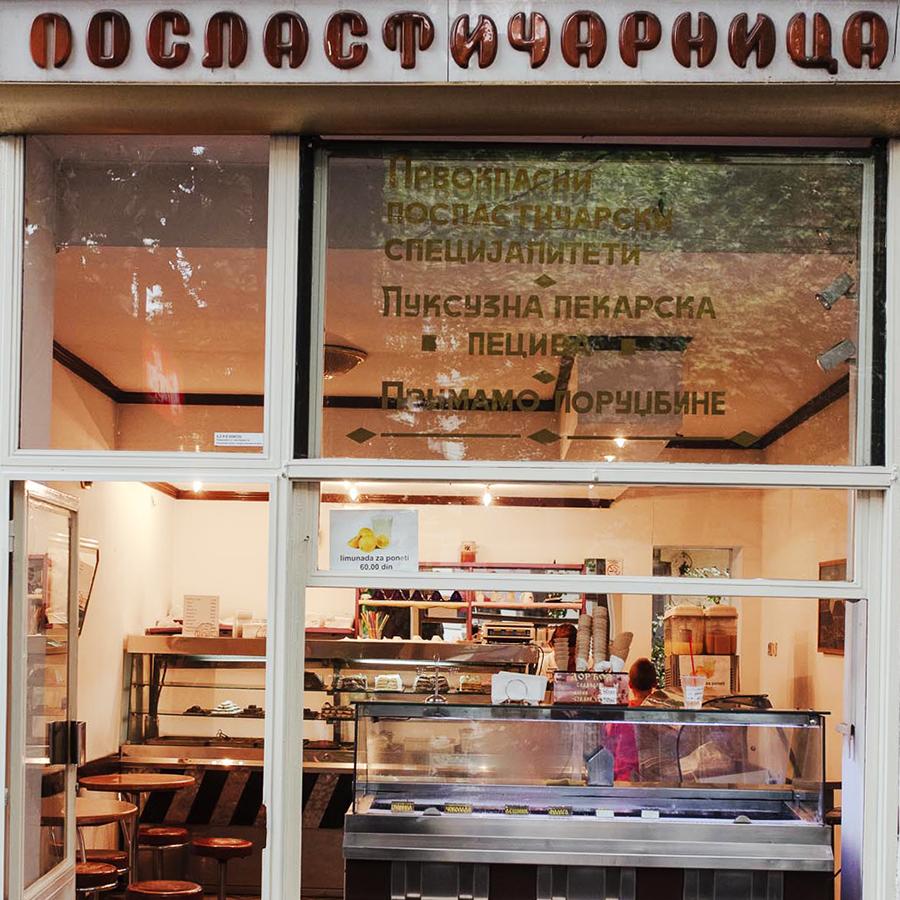 Duh starog Beograda živi u gradskim poslastičarnicama