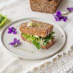 recept za hleb od heljde