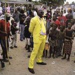 Le Sape, Dendi, Afrika