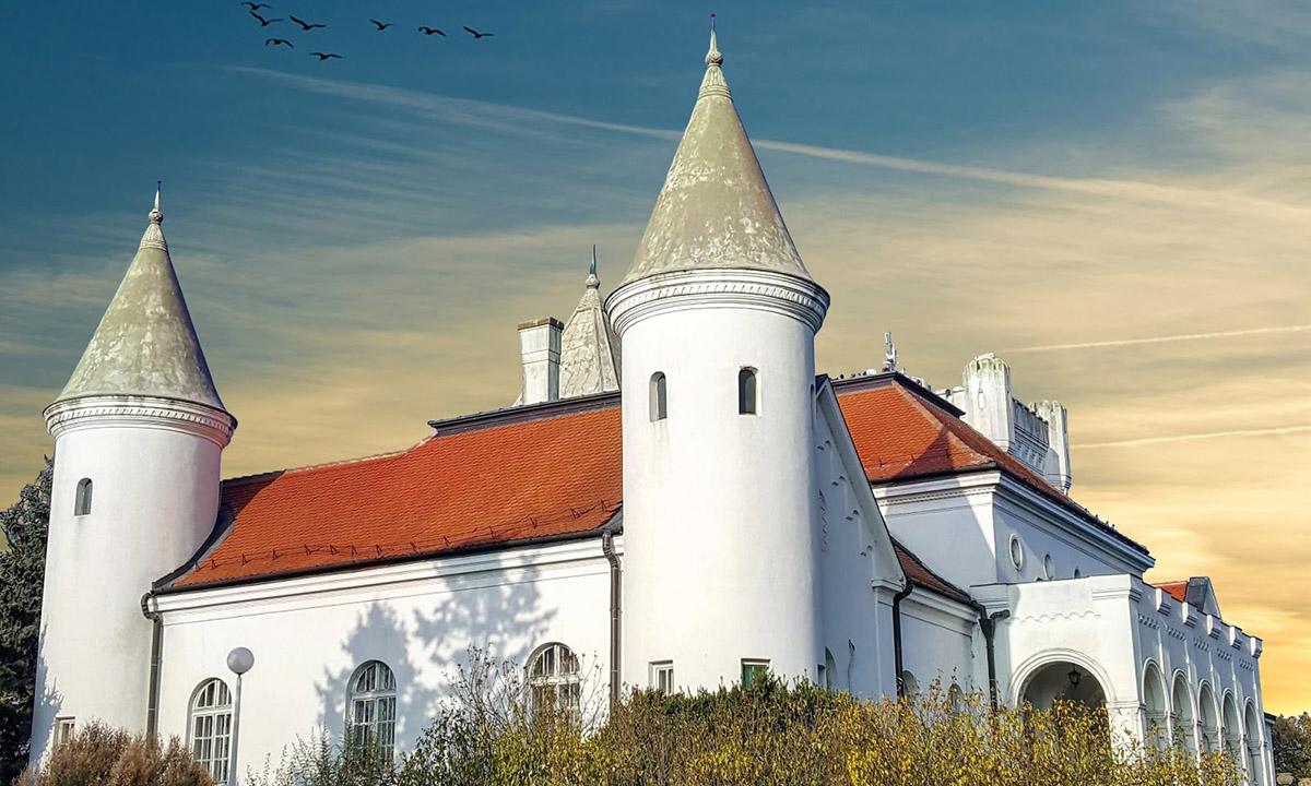 Najlepši dvorci Vojvodine