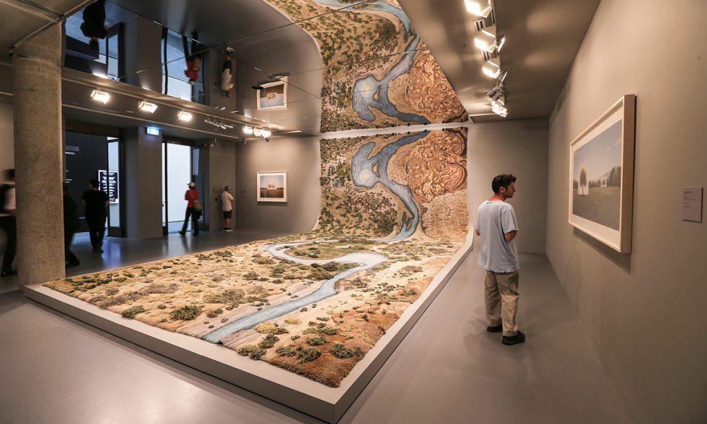 Umetnički tepisi bude ekološku svest