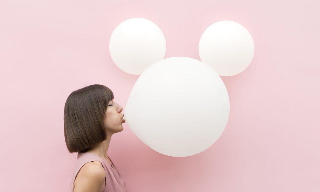 Da li vidite Mikija Mausa?