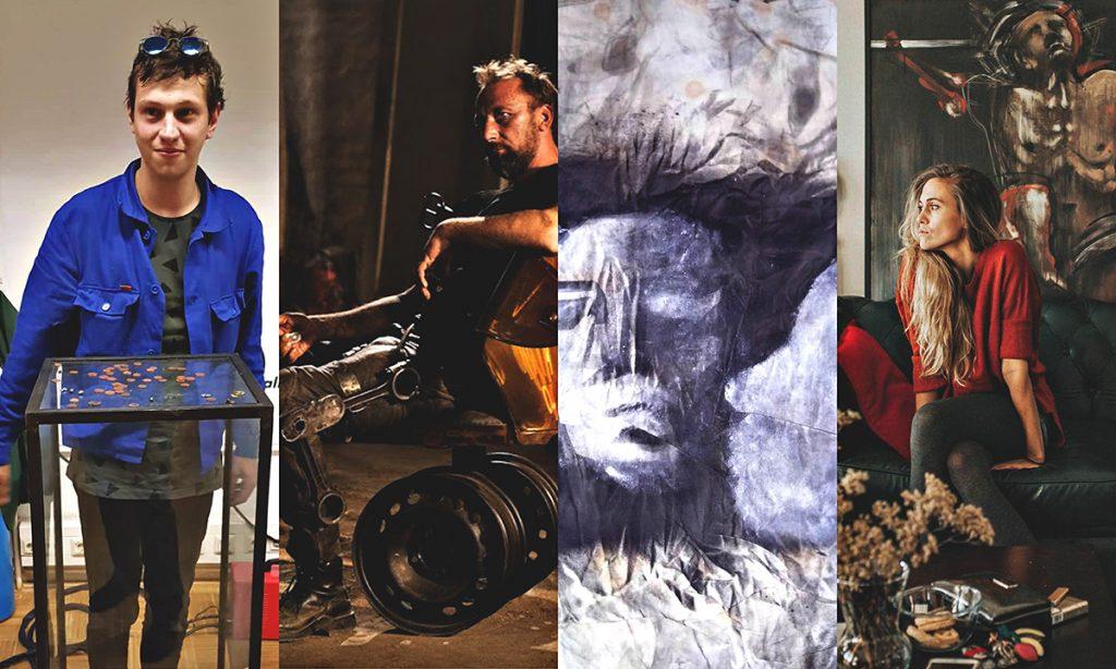 4 domaća umetnika transformišu tešku industriju u fragilna dela