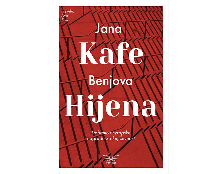 """""""Kafe Hijena"""", Jana Benjova"""