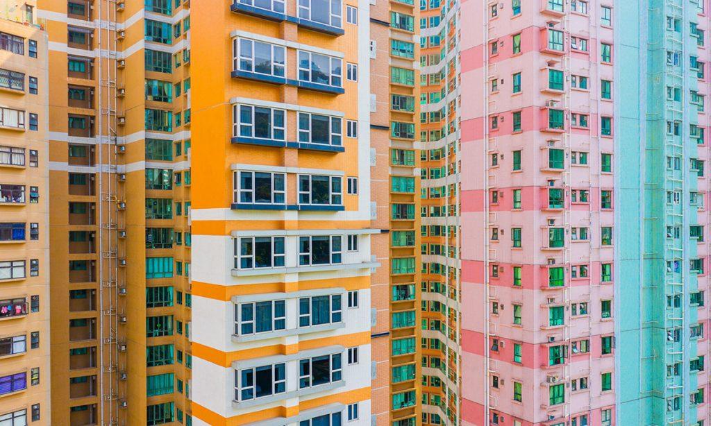 Stambene kule u Hongkongu kao umetnička inspiracija