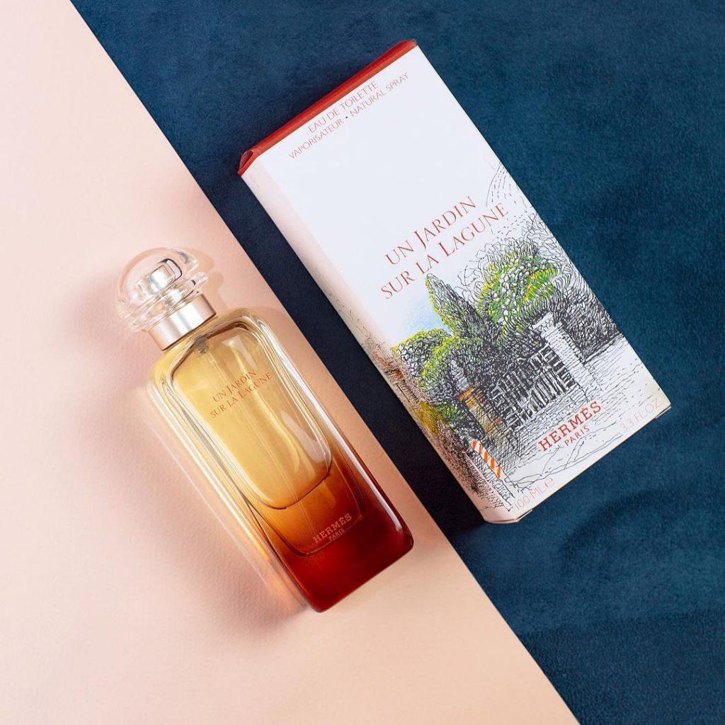Ilustracija BiH slikara Safeta Zeca na kutiji novog parfema Hermès
