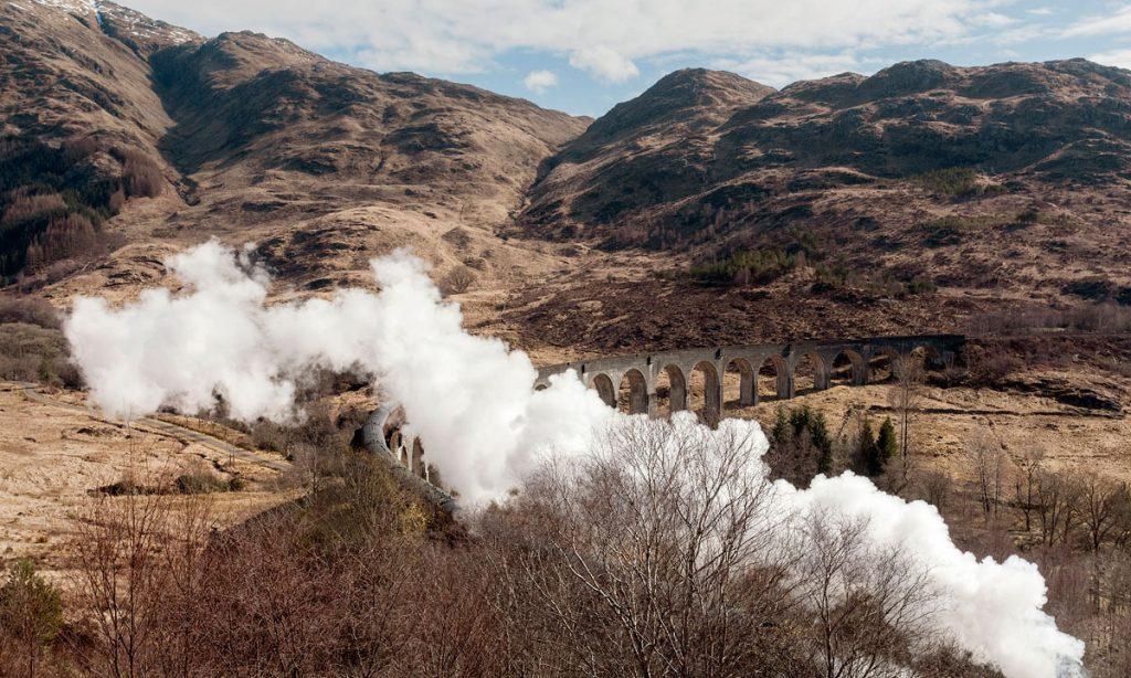 Foto-putovanje kroz dramatične predele Škotske