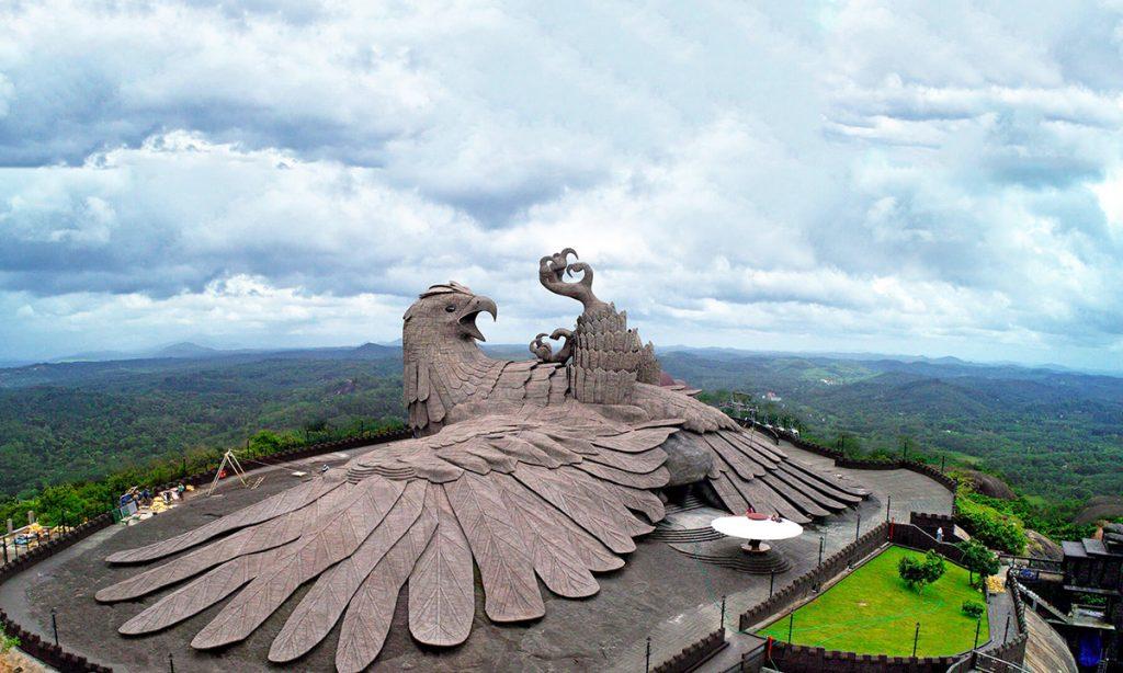 Najveća skulptura ptice na svetu