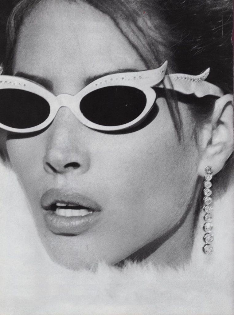 Make-up eksperimenti – 80's MAT šminka