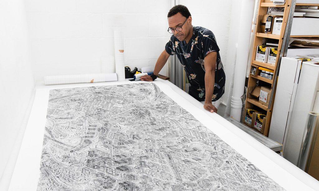 Neverovatne 3D mape britanskih gradova