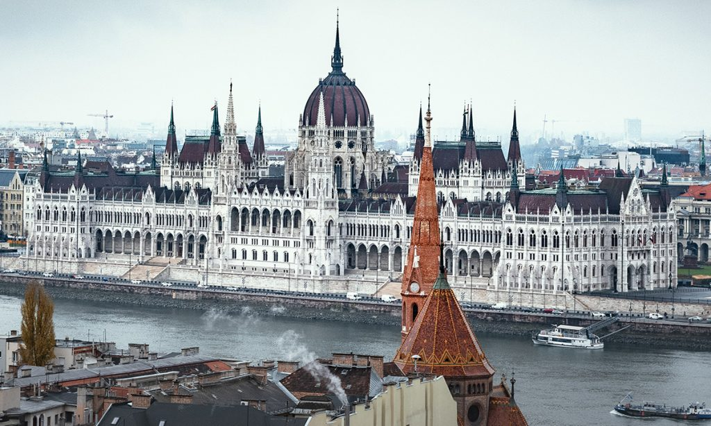 Budimpešta – grad muzej