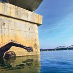 murali-plivac-ispod-ostruznickog-mosta